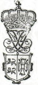 Stempelpapier der Glückstädter Regierungs- und Justizkanzlei 1700