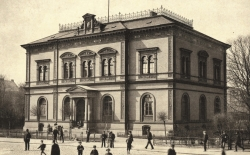 Das Thaulow-Museum am Sophienblatt in Kiel