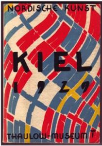 Nordische Kunst – Katalogdeckel 1929