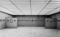 Der Blick in den Lichthof lässt ahnen, dass Sauermann ein modernes Landesmuseum aufgebaut hatte