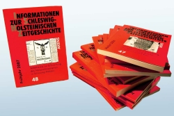 """Die """"Informationen zur Schleswig-Holsteinischen Zeitgeschichte"""" - kurz: ISHZ – liegen inzwischen in 49 Bänden vor"""
