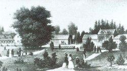 "Die ""ornamented farm"" von Caspar Voght in Flottbek um 1800"