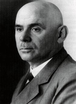 Alexander Behm um etwa 1930