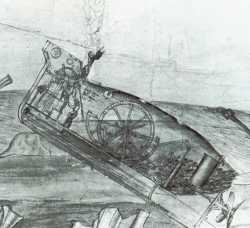 """Wie """"Champagnerkorken"""" kamen Witt, Bauer und Thomsen an die Oberfläche geschossen, schrieb eine Zeitung"""