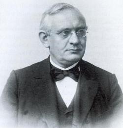 Friedrich Paulsen um 1895
