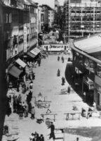 Ausbau der Holstenstraße zum Fußgängerbereich