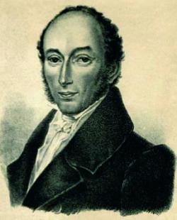 """Andreas Ludwig Jacob Michelsen (1801-1881) prägte als erster Sekretär bis 1842 die Arbeit de Geschichtsgesellschaft. Die ehrenamtlichen Schriftführer sind seitdem die """"Hauptarbeiter"""" der Gesellschaft"""