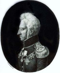 Der dänische König Friederich VI. (*1768/1808-1839) war der erste Schirmherr der Gesellschaft