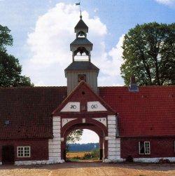 Ein typisches Torhaus: Sierhagen