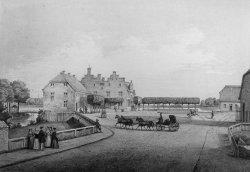 """""""Country live"""" – im 19.Jahrhundert wurde von den Gütern im Lande der Stil des englischen Landadels nachempfunden"""