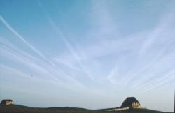 Halligen im schleswig-holsteinischen Wattenmeer