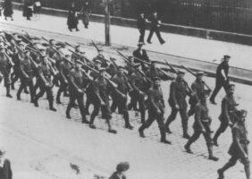 Kapp Putsch - das Militär greift nach der Macht