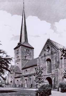 Die ehemalige Klosterkirche in Segeberg ist steinerner Zeuge der Zeit der Klöster in Schleswig-Holstein