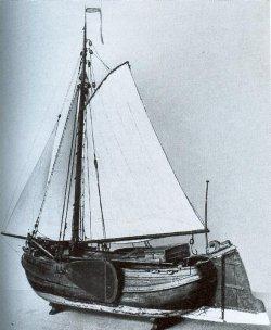 Flach, plump, geräumig und trotzdem gut zu segeln: die Tjalk. Um 1900 gab es von diesem Typ in Norddeutschland 160 hölzerne und 28 eiserne Schiffe.