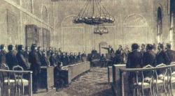 Debatte im Ständesaal.