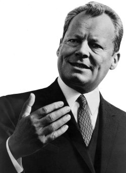 1971: Willy Brandt (1913 - 1992)