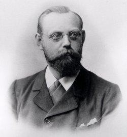 """Otto Kümmel (1854 bis 1912) entwickelte vor allem die """"Werkzeuge"""" für die Meereskunde"""