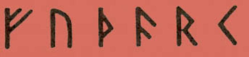 Beitragsbild für Runen