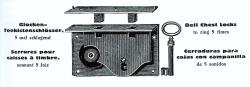 Glockenschloss – Katalog Fa. Neumann 1913