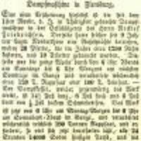 Beitragsbild für Zeitungsgeschichte Schleswig-Holsteins