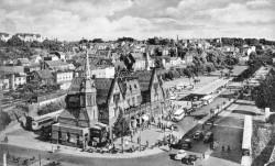 Der Flensburger ZOB 1931