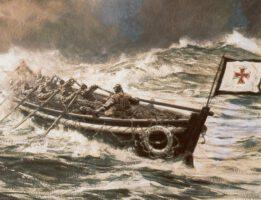 Beitragsbild für Deutsche Gesellschaft zur Rettung Schiffbrüchiger (DGzRS)