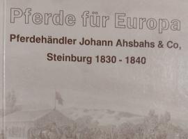 Beitragsbild für Quellen zur Wirtschafts- und Sozialgeschichte Schleswig-Holsteins