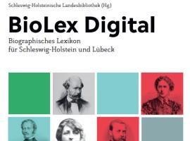 Beitragsbild für Biographisches Lexikon für Schleswig-Holstein und Lübeck