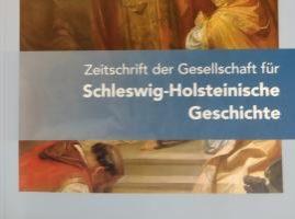 Beitragsbild für Zeitschrift der Gesellschaft für Schleswig-Holsteinische Geschichte (ZSHG)