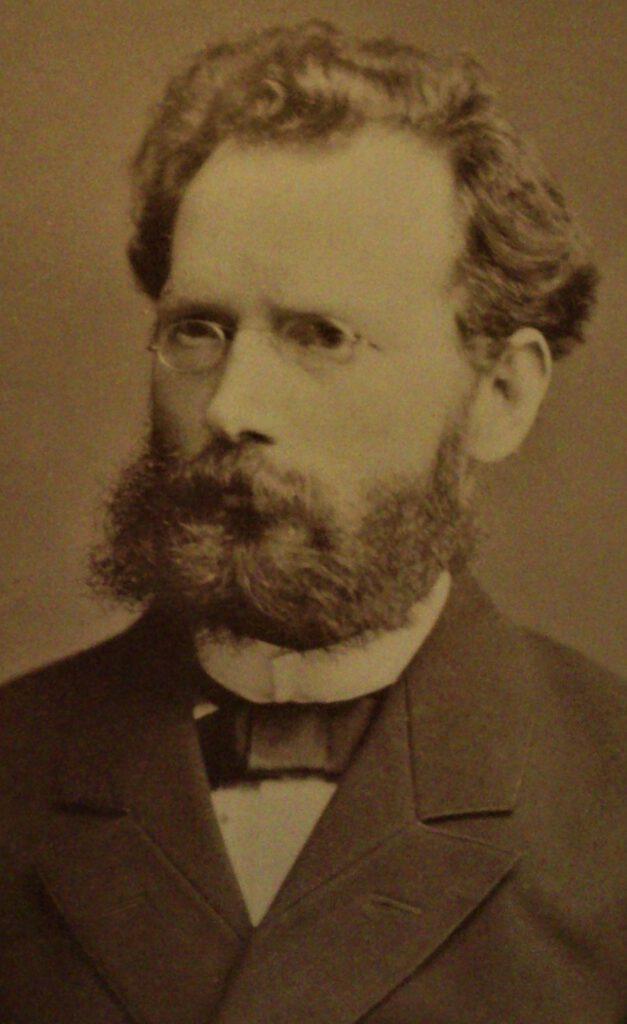 Georg Hille (*1841–1911†)